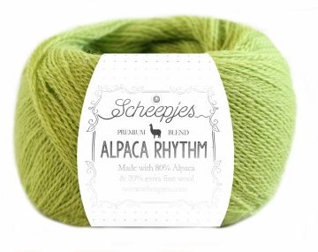 Scheepjes Alpaca Rhythm Smooth 652