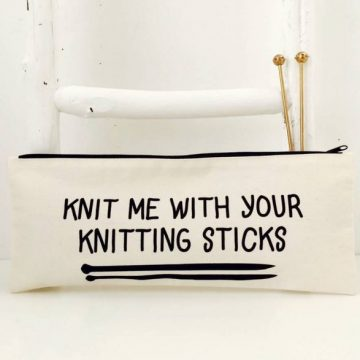 Naaldetui knit me with your knitting sticks