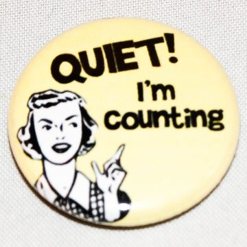Button counting yellow