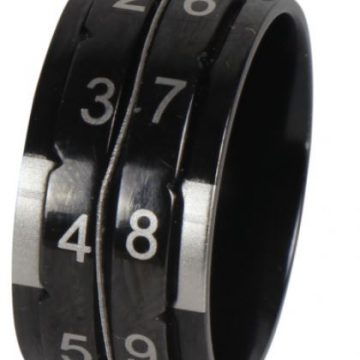 Knitpro toerenteller ring maat 7 17,3 mm