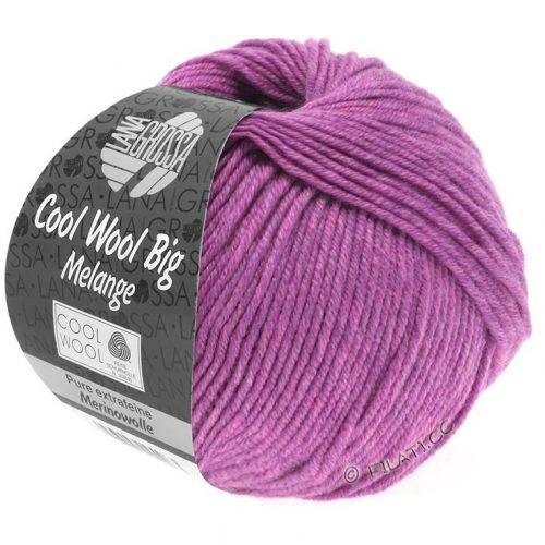 Lana Grossa Cool Wool Big Melange 351