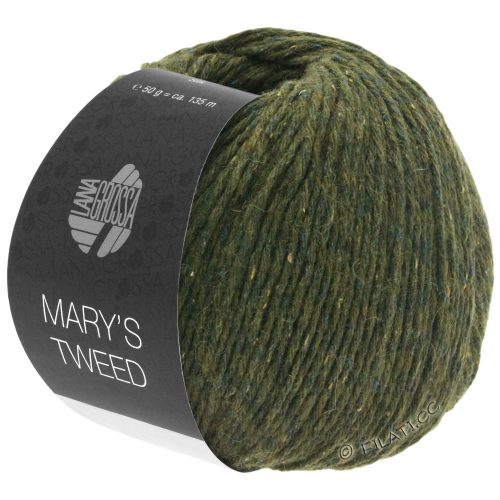Lana Grossa Mary's Tweed 009