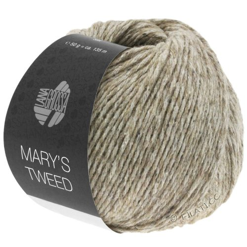 Lana Grossa Mary's Tweed 002
