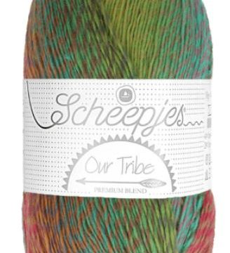 Scheepjes Our Tribe 986 Energise