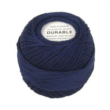 Durable borduur- en haakkatoen 1051