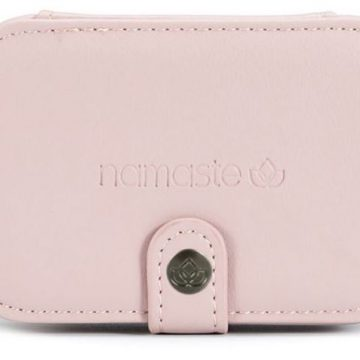Namaste buddy case Small Blush
