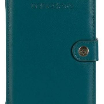 Namaste interchangeable buddy case Teal