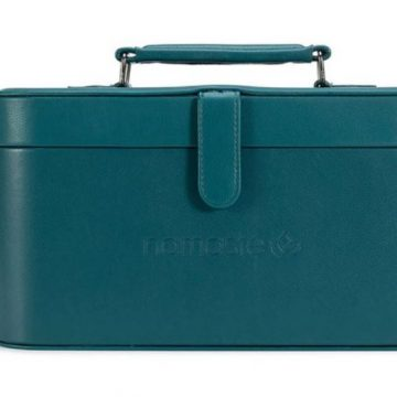 Namaste train Case Teal
