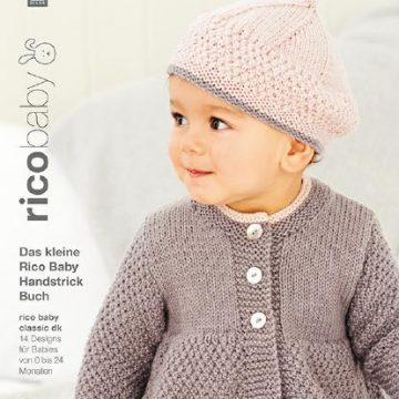 Rico Design Baby breiboek 13