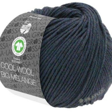 Lana Grossa Cool Wool Big Melange 204