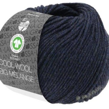 Lana Grossa Cool Wool Big Melange 207