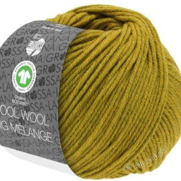 Lana Grossa Cool Wool Big Melange 208